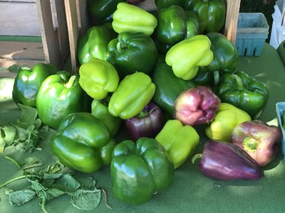 Peppers anyone!