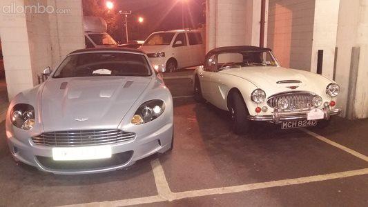 Aston Martin, hell yes