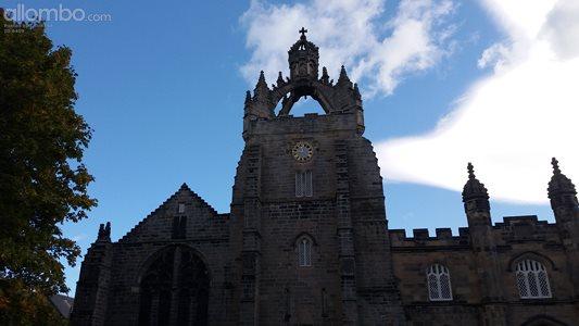 Kings College, Old Aberdeen