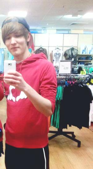 teen boyfriend