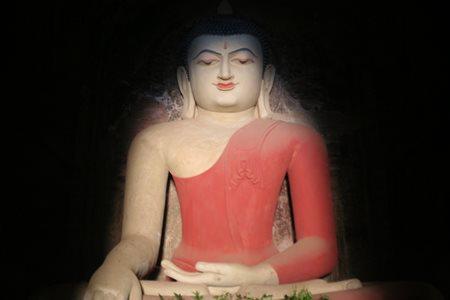 Buddha in Myanmar