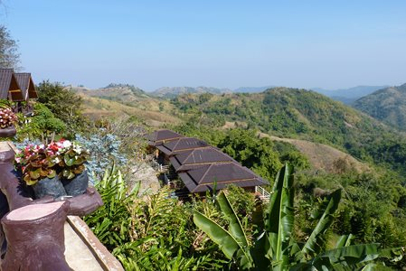 Over the hills and far away in Northern Thailand