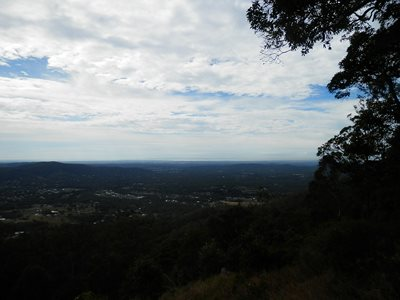 View from Jollys Lookout