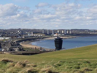 Aberdeen from Torry
