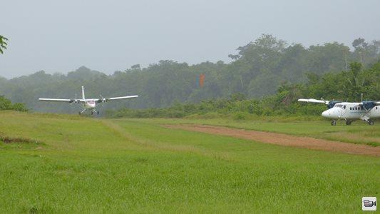 Landing  Tabiki
