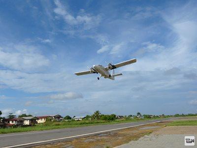 Dhc6 Takeoff SMZO
