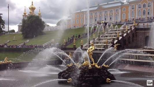 Russia Summer Palace