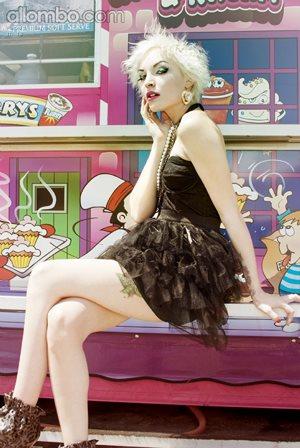 Ms. Madonna