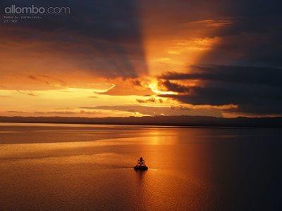 Sunset at Barry Beach, Australia